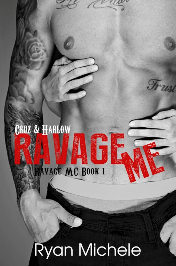 Ravage Me ebook Cover